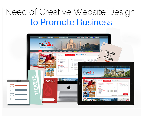 need_of_creative_website_design_to_promote_business