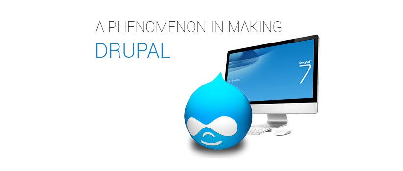 Phenomenon in Making – Drupal