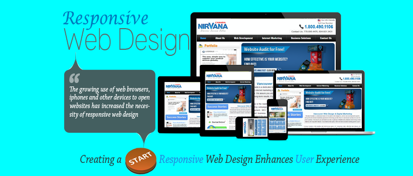 Responsive Website Design Enhances User Experience
