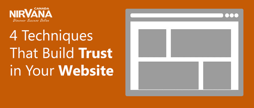 Build Trust in Your Website
