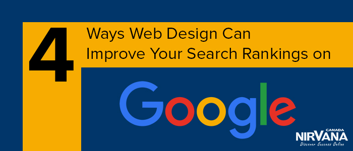 When it comes to improving your website search rankings, you should look beyond choosing popular keywords. Although popular search engines, such as Google, do consider keywords within their algorithms, there are a number of other web design factors that can improve your search rankings as well. The ways in which you design your website can have a significant impact on your overall search ranking results. If your web design is done poorly, your website will not appear in the search rankings of popular search engines and that means nobody will be able to find your site online. In order to prevent your website from disappearing from the Internet landscape, you'll want to place some focus on implementing ways to improve your web design. Here are 4 ways Web design can improve your search rankings with Google: 1. Include Links To Social Media Platforms An easy way to generate additional traffic to your website and grab the attention from major search engines is to include links to your business profiles via the addition of social media platform Icons. Search engines will boost rankings for sites that generate a large amount of social media activity. 2. Include Outbound Links A great way to add an extra boost to your search rankings is to include outbound links within your site content which are relevant to your content. It's important to not overdo the adding of outbound links, as it can give the impression that your website content is spam-like. In addition, always ensure outbound links are linked to reputable sites, as failure to do so will cause search engines to designate your website untrustworthy, resulting in lowered search rankings. 3. Add Multimedia You can improve your web search rankings by including different forms of multimedia, such as video, photo slideshows and audio. Multimedia is an effective means of enhancing user experience and search engines, such as Google reward sites for providing good quality content such as this. 4. Easy Navigation If online visitors are unable to access the information they want in a few clicks of their mouse, they will leave your site and move on to someone else's. Google and other search engines take notice of high bounce rates, so to improve your search rankings make sure that your web design includes easy navigation for online users. While there are more than 4 ways Web design can improve your search rankings, following the above noted Web design factors will have a positive effect on your search rankings.