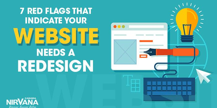 7 Red Flags That Indicate Your Website Needs a Redesign