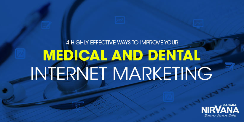 Medical And Dental Internet Marketing