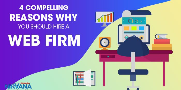 Hire a Web Firm
