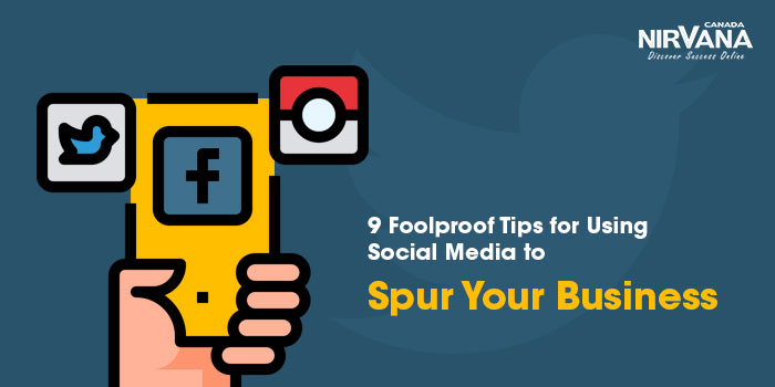 Tips for Using Social Media