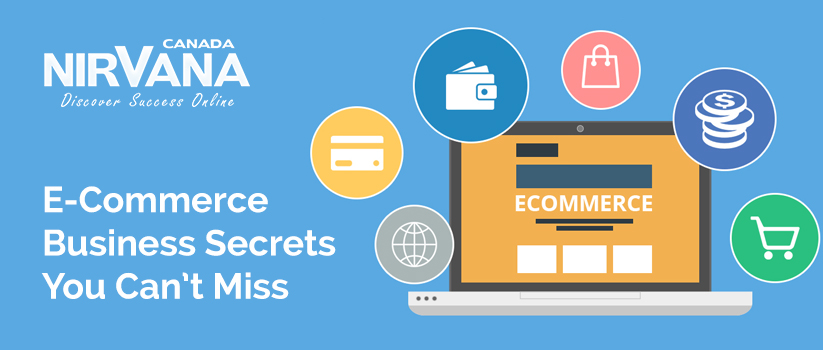E-Commerce Business Secrets