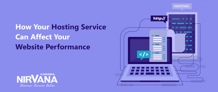 Hosting Service Can Affect Your Website Performance