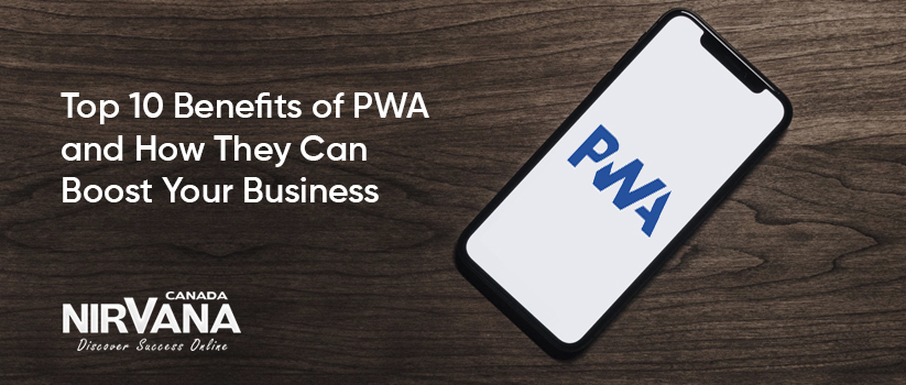 Benefits of PWA