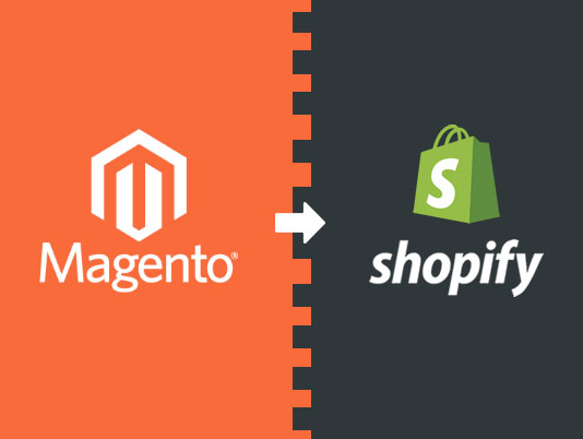 Magento to Shopify Migration Vancouver