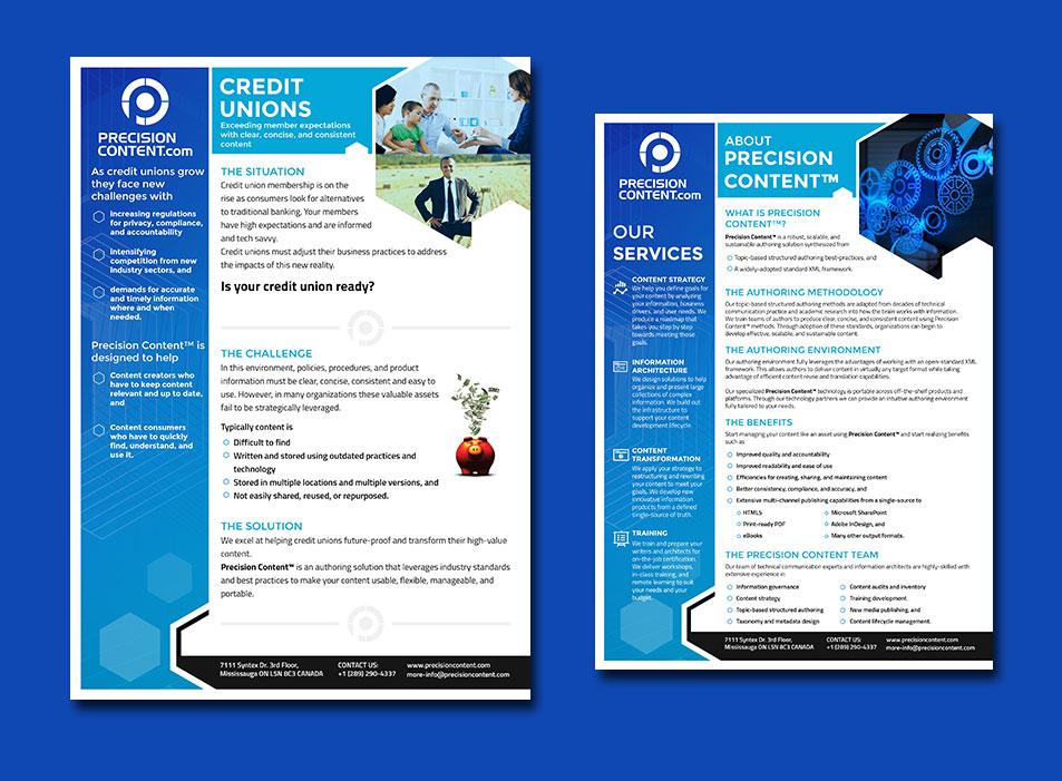 Flyer/ Brochure Design