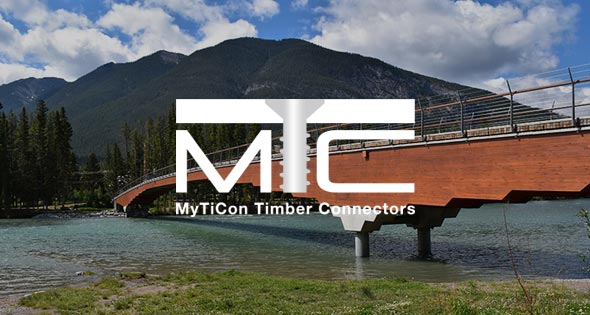 MyTiCon Timber Connectors