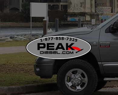 Peak Diesel Performance