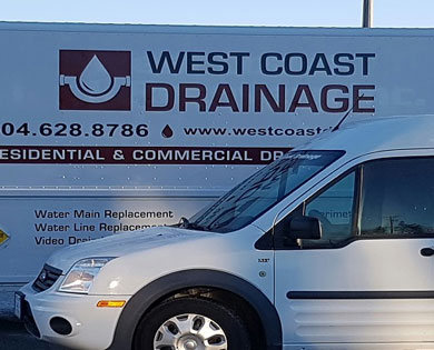 West Coast Drainage